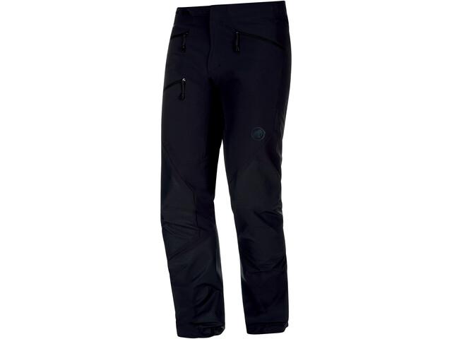 Mammut Courmayeur SO Pantalones Hombre, black